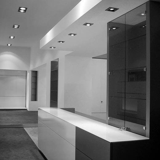 Einbaulautsprecher produktdesign und lautsprecher integration for Innenarchitektur oder architektur